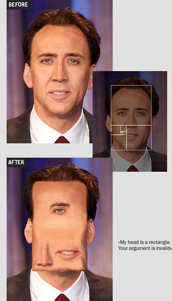フィボナッチ数列をセレブたちの顔にに関連した画像-02