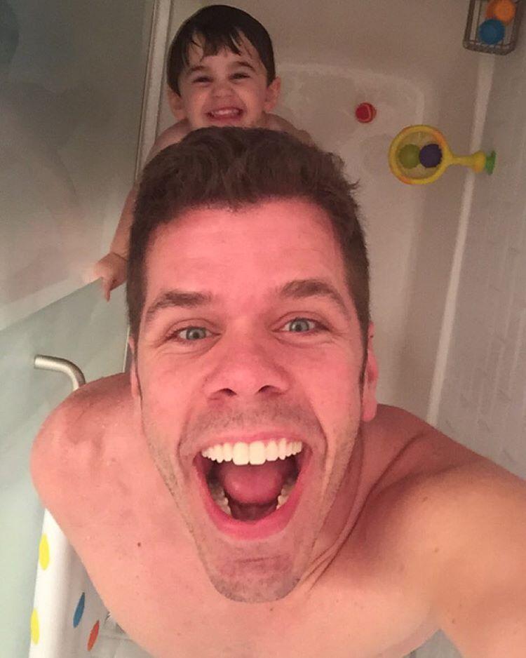 2歳の息子と風呂に入った父親が大炎上に関連した画像-02