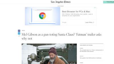 映画 サンタクロース メル・ギブソン ファットマン FATMANに関連した画像-02