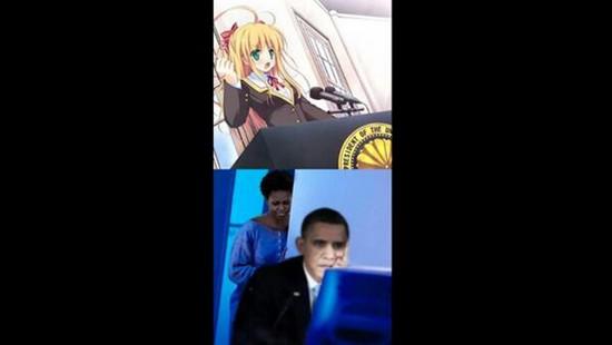 オバマ大統領のクソコラに関連した画像-18