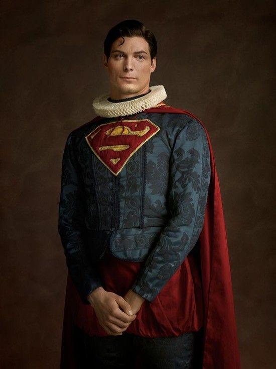 もしもスーパーヒーローたちがルネサンス期(14~16世紀)に実在したら?に関連した画像-02