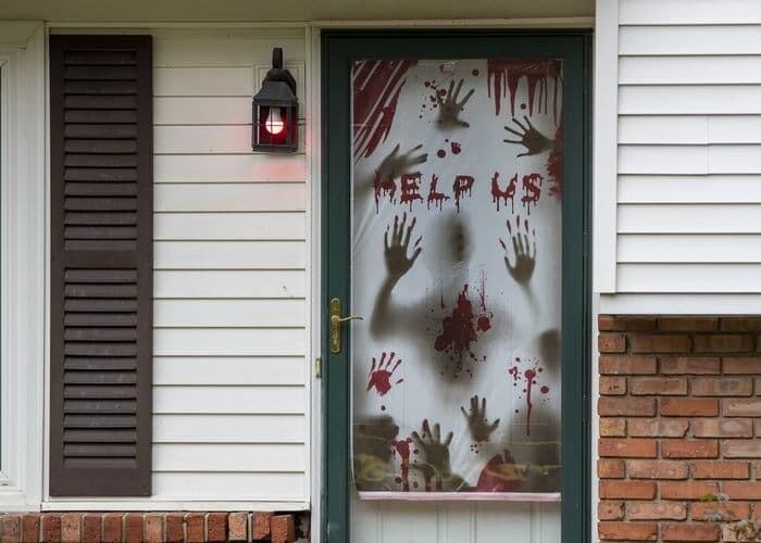 アメリカ 事故物件 ハロウィン 殺人