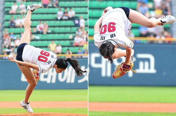 美しすぎる格闘家、武田梨奈&テミ(ケイ・キム)に関連した画像-03
