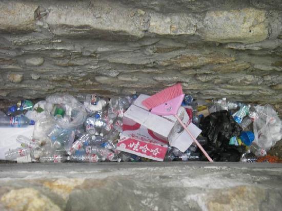 中国の海水浴場がゴミだらけで、外国人唖然に関連した画像-05