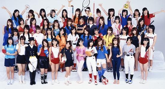 東京オリンピックでAKB選抜グループ(JAPAN48)を結成かに関連した画像-02
