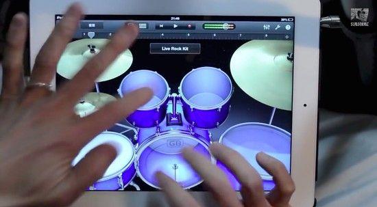 iPadドラムソロに関連した画像-01