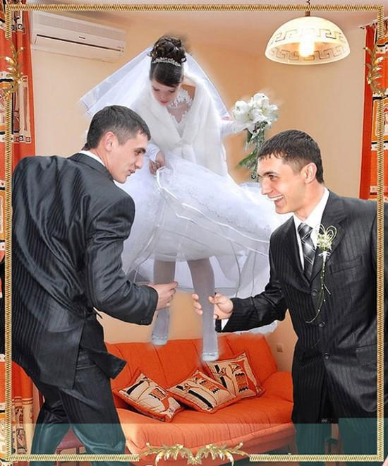 ロシアの結婚写真に関連した画像-15