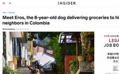 コロンビア 犬 配達に関連した画像-02
