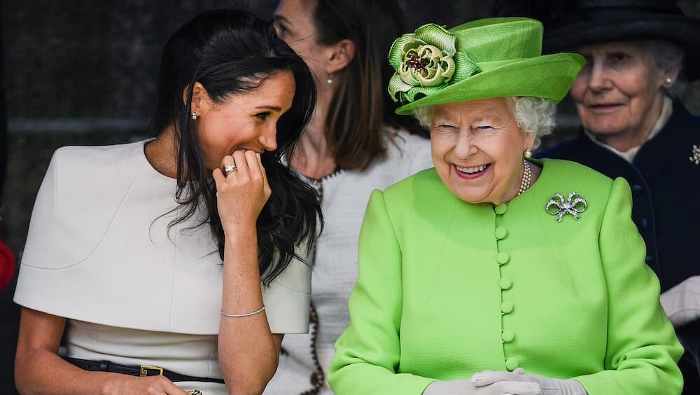 シャルリー・エブド フランス メーガン 英国王室 イギリス