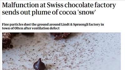 スイス チョコレート リンツ