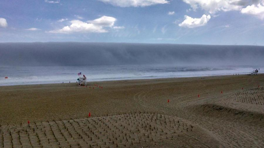 ニュージャージー州で大津波に関連した画像-02