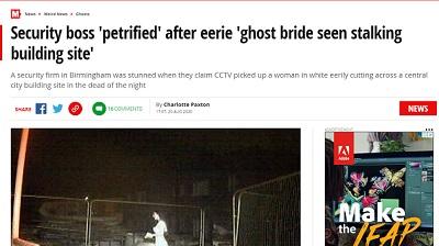 イギリス 花嫁 幽霊に関連した画像-02