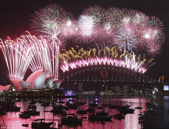【2015年】世界各国、新年の花火に関連した画像-02