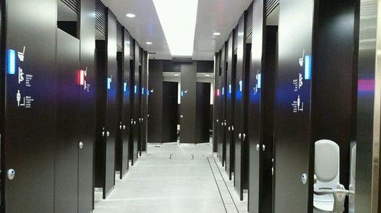 日本の珍トイレに関連した画像-12
