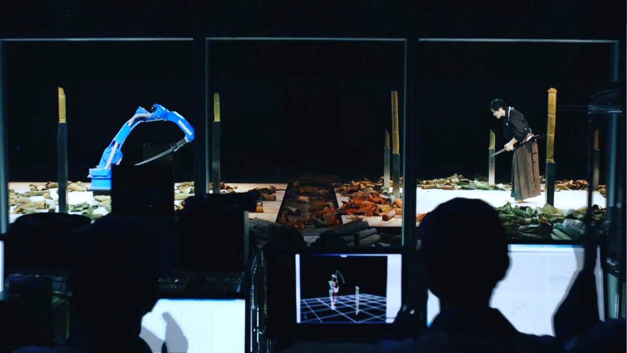 ロボットによる居合斬りに関連した画像-04
