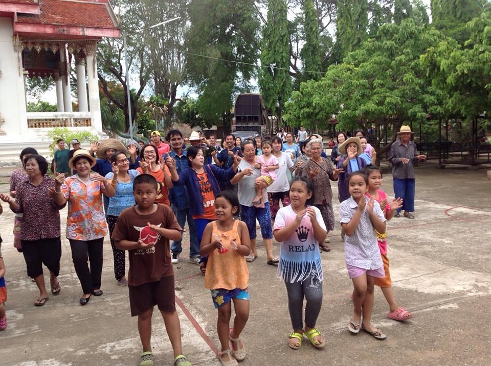 ドラえもん、タイの「雨乞いの儀式」で守り神にに関連した画像-05