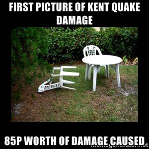 イギリス南東部ケント州で地震に関連した画像-02