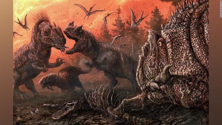 ジュラ紀 恐竜 共食いに関連した画像-01
