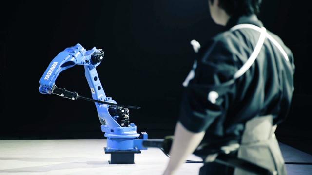 ロボットによる居合斬りに関連した画像-01