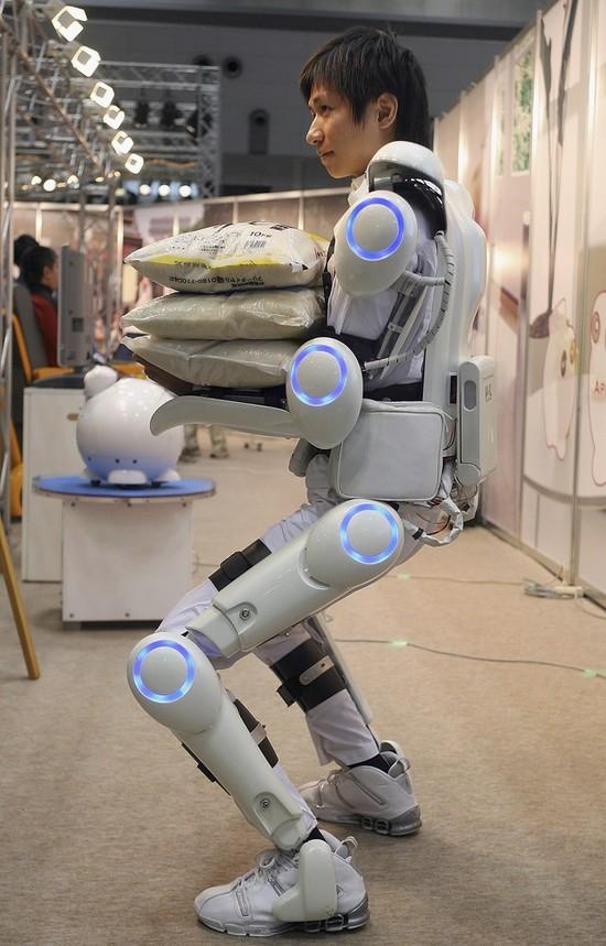 パワードスーツ『HAL』に関連した画像-02