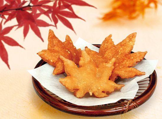 もみじの天ぷらに関連した画像-05