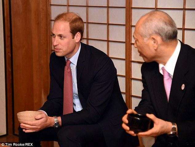 ウィリアム王子が来日に関連した画像-04