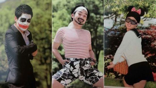 韓国の高校生の卒業アルバムに関連した画像-00