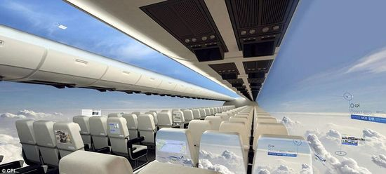 窓なし飛行機(Windowless Plane)に関連した画像-02