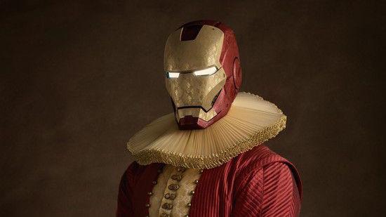もしもスーパーヒーローたちがルネサンス期(14~16世紀)に実在したら?に関連した画像-01