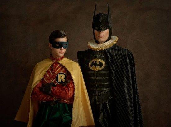 もしもスーパーヒーローたちがルネサンス期(14~16世紀)に実在したら?に関連した画像-12