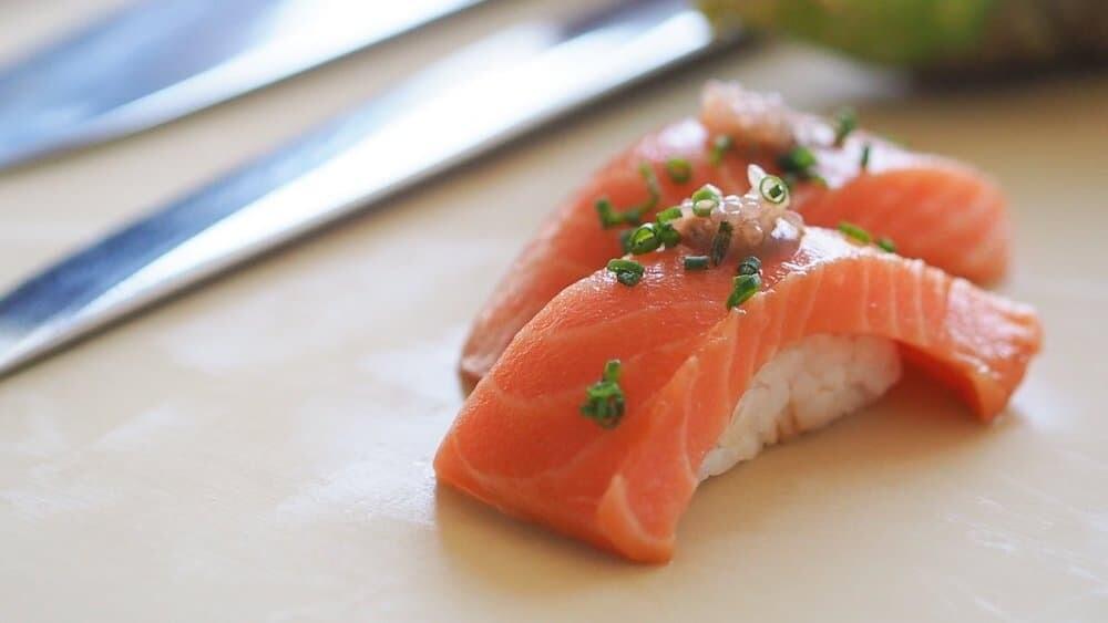 人工培養魚 培養肉 サーモン 鮭 Wildtype 寿司