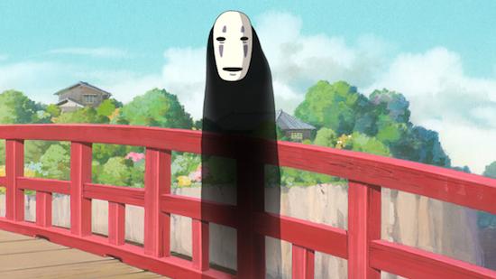 園児がハロウィンでカオナシの仮装に関連した画像-01