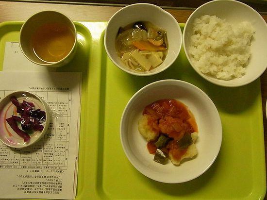 世界各国の病院食を比較に関連した画像-16