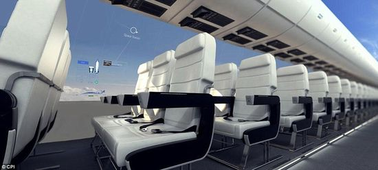 窓なし飛行機(Windowless Plane)に関連した画像-03