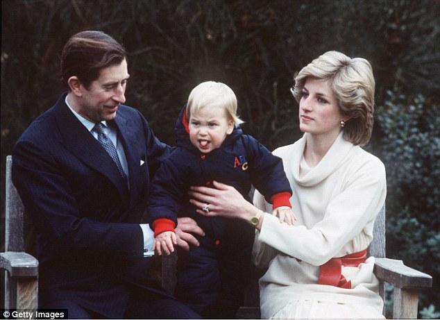 やんちゃなジョージ王子とウィリアム王子に関連した画像-09