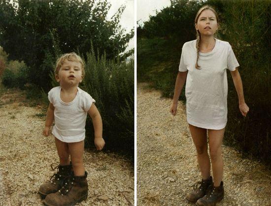 思い出に残る家族写真を現代に甦らせてみたに関連した画像-23