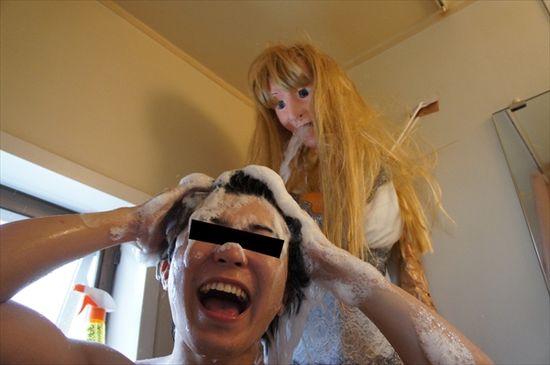 シャワーを嫁に変えた日本人に関連した画像-13