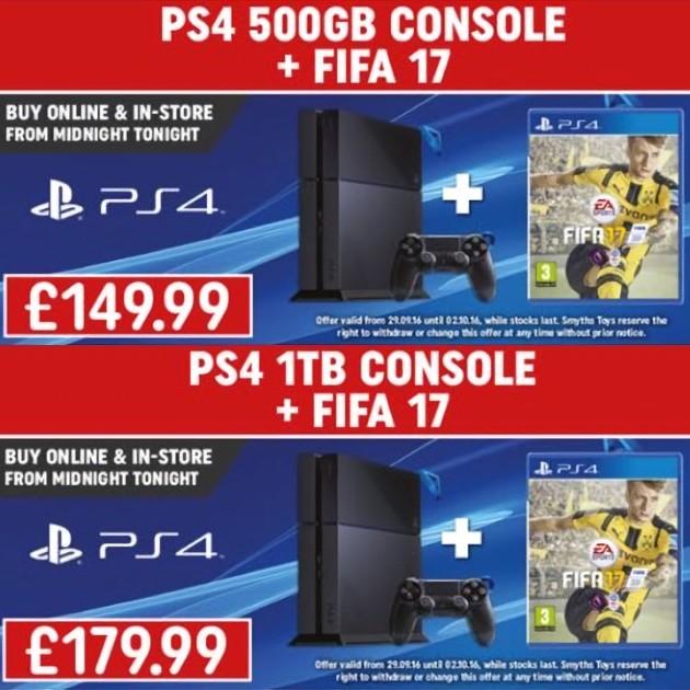 PS4がイギリスで19,800円に関連した画像-03