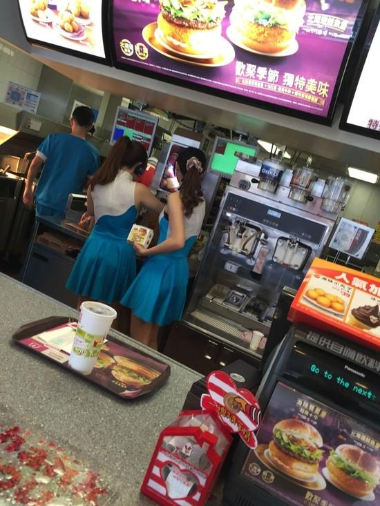 台湾のマクドナルドに関連した画像-06