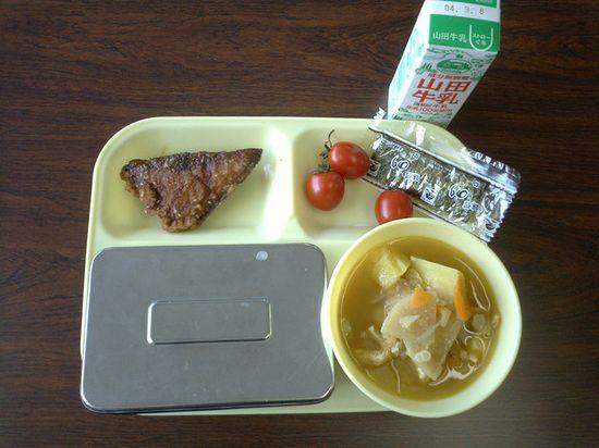 世界各国の学校給食を比較に関連した画像-17