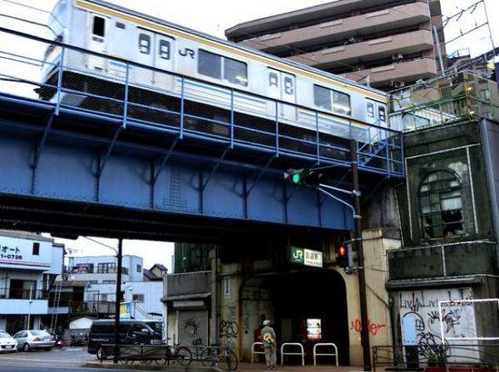 JR鶴見線・国道駅に関連した画像-02