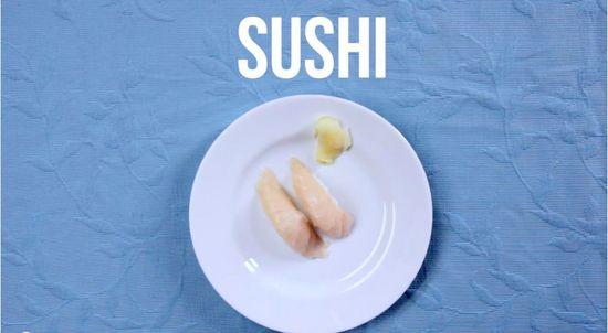 日本流の正しい「寿司」「ラーメン」の食べ方に関連した画像-02