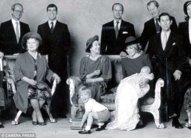 やんちゃなジョージ王子とウィリアム王子に関連した画像-08