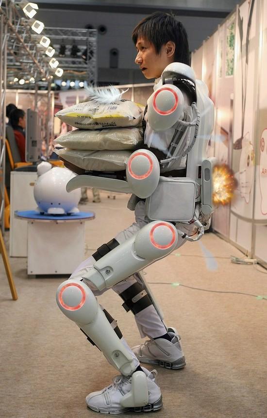 パワードスーツ『HAL』に関連した画像-03