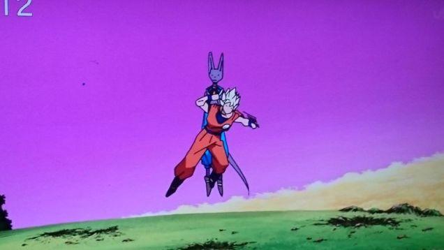 『ドラゴンボール超』の作画崩壊が酷すぎるので、海外アニメーターが手直しに関連した画像-01