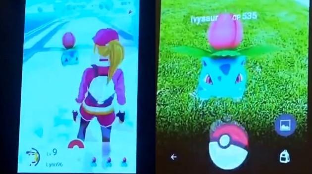 『ポケモンGO』のゲームプレイ映像に関連した画像-06