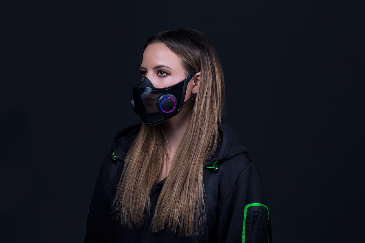 マスク Razer ゲーミングマスク スマートマスク