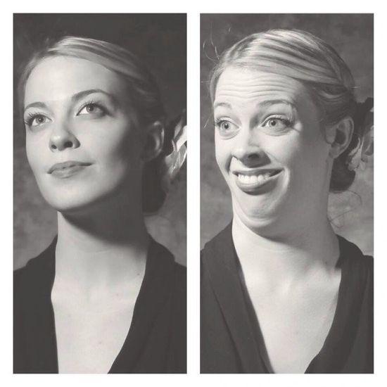 海外の麗しき美女たちによる「変顔」に関連した画像-02