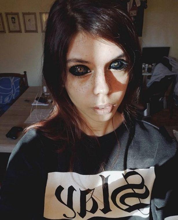 眼球にタトゥーに関連した画像-03