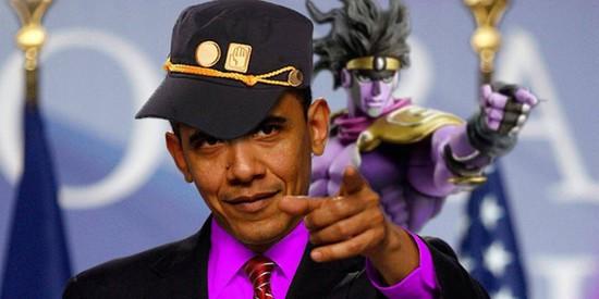 オバマ大統領のクソコラに関連した画像-10